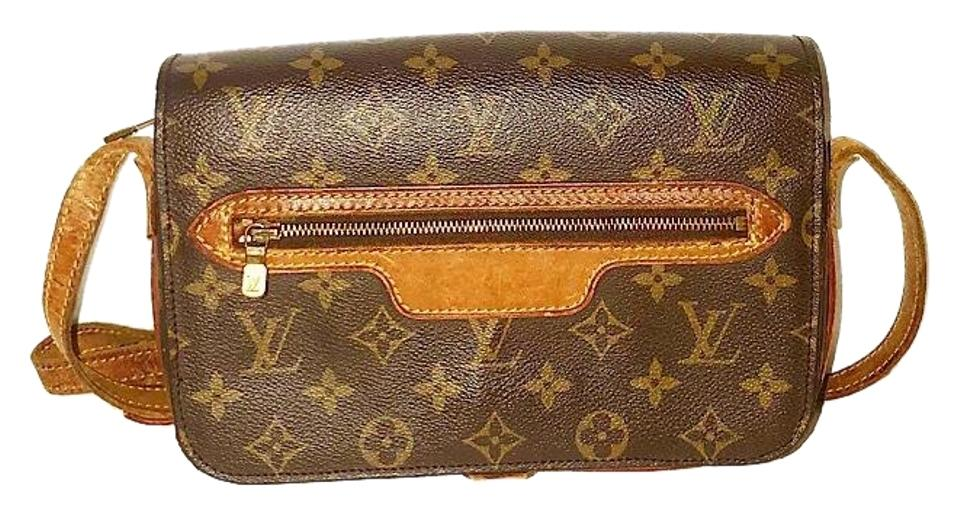 058c0650b096 Louis Vuitton Vintage Monogram St Germain 23 Cross Body Bag - Tradesy