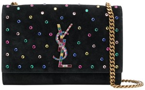 Saint Laurent Ysl Monogram Kate Monogram Kate Shoulder Bag