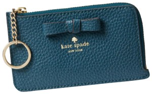 Kate Spade Pershing Street Leather Card/Keychain