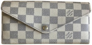 Louis Vuitton Louis Vuitton Damier azur josephine wallet