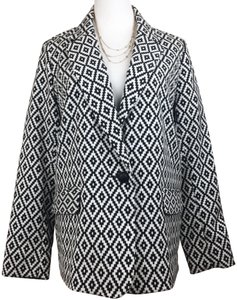 Fifteen Twenty black white Blazer