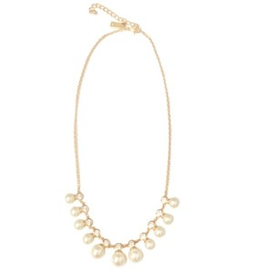 Kate Spade New Kate Spade Crystal Pearl Necklace