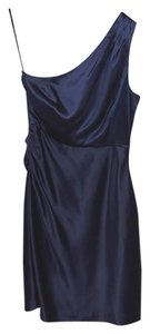 J.Crew Silk One Shoulder Evening Winter Fall Dress