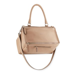 Givenchy Leather Sugar Pandora Shoulder Bag
