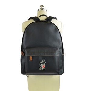 Coach Mickey Mouse Large Backpack