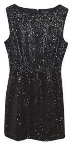Broadway & Broome Sequin Evening Holiday Winter Fall Dress