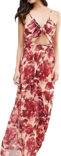 Item - Rose Wild Long Casual Maxi Dress Size 4 (S)