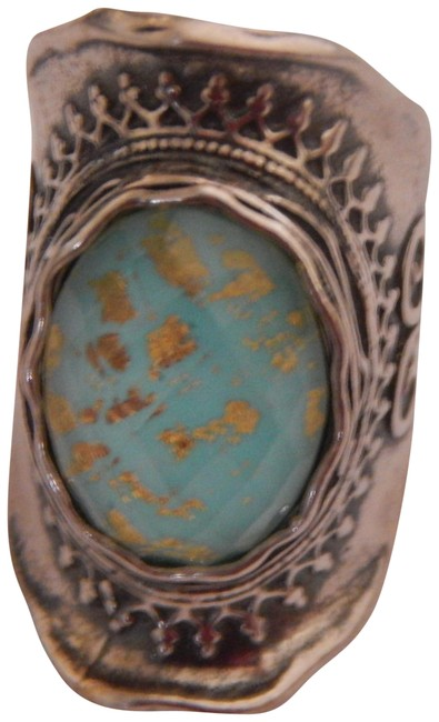 Item - Sterling Silver New No Tags Made In Israel 7 Ring
