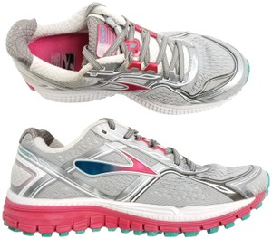 Brooks Silver Athletic