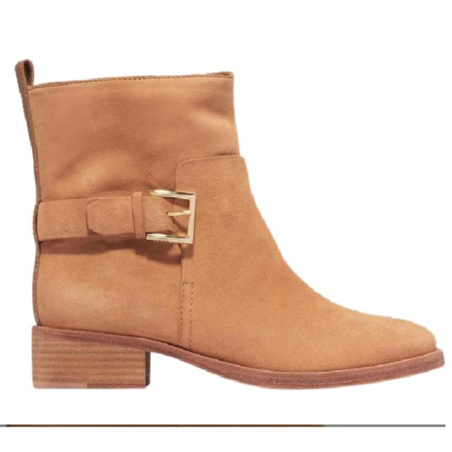 Item - Royal Tan New Riley Suede Ankle Boots/Booties Size US 9 Regular (M, B)