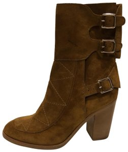 Laurence Dacade Camel Boots