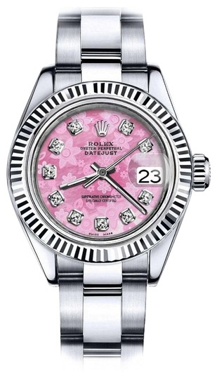 Preload https://img-static.tradesy.com/item/24088623/rolex-ladies-26mm-datejust-pink-flower-mop-dial-with-diamond-accent-watch-0-1-540-540.jpg