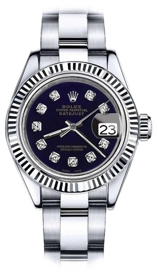 Preload https://img-static.tradesy.com/item/24088685/rolex-ladies-26mm-datejust-purple-color-dial-with-diamond-accent-watch-0-1-540-540.jpg