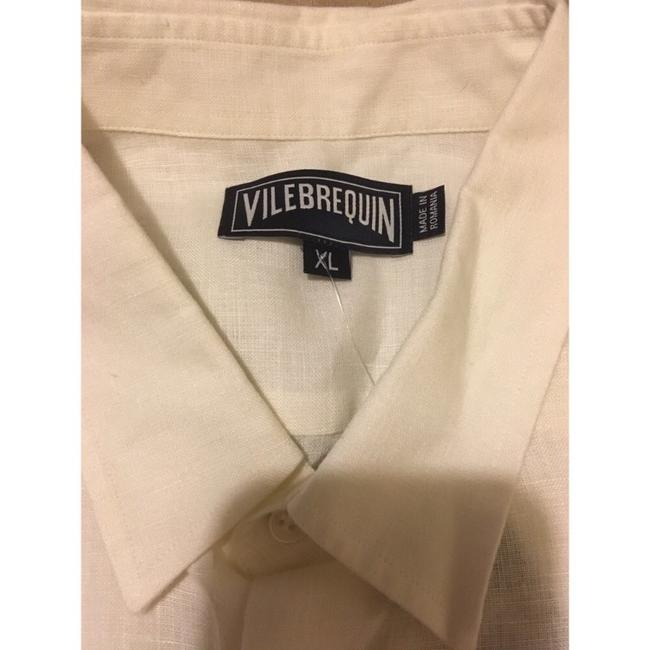 Vilebrequin Button Down Shirt White Image 4