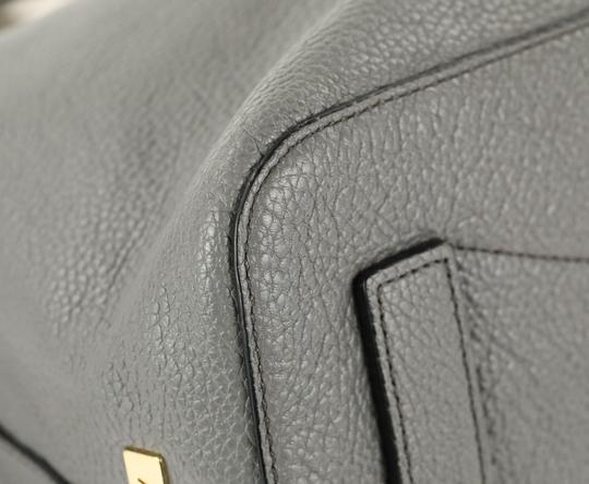 MILLY Satchel in Grey Image 4