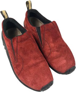 Merrell Suede Red Athletic