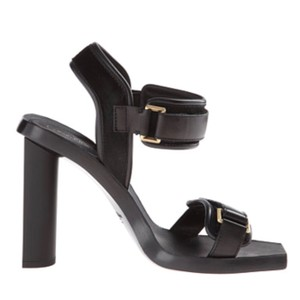 Calvin Klein Collection Black Sandals