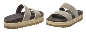 Brunello Cucinelli Brown and Gray Flats