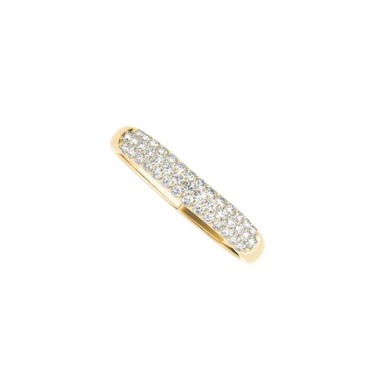 Preload https://img-static.tradesy.com/item/24090082/yellow-cubic-zirconia-wedding-band-for-women-14k-gold-ring-0-0-540-540.jpg