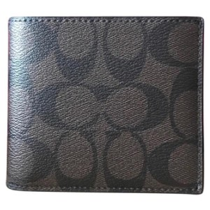 Coach coach men's Wallet New With Tag