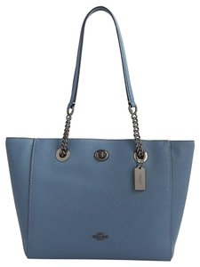 Coach Tote in Chambray