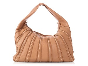 Bottega Veneta Bv.p0518.03 Striped Reduced Price Hobo Bag