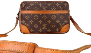 Louis Vuitton Monogram Trocadero Messenger Amazon Cross Body Bag