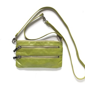Hobo International Cristel Green Cross Body Bag