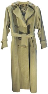 Burberry Removable Lining Trench Coat