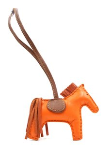 Hermès Limited Edition Rodeo Horse Charm PM for Birkin Kelly Evelyne
