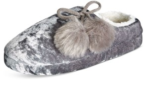 INC International Concepts Silver Mules