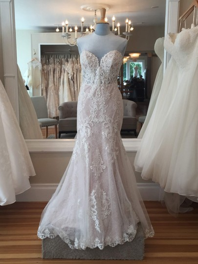 Essense Of Australia Ivory Lace And Tulle Over Moscato