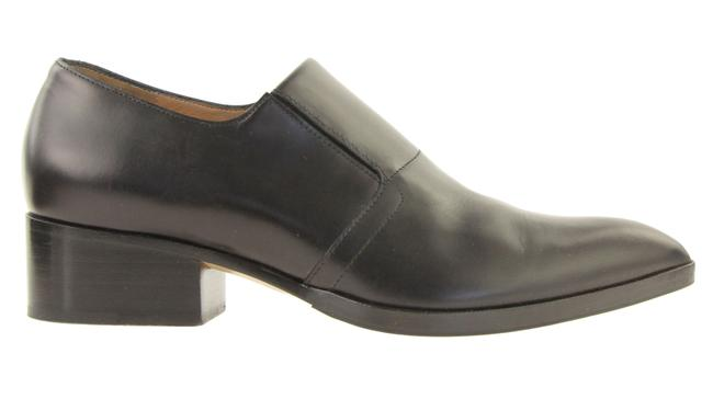 Item - Black Pointed-toe Loafers Boots/Booties Size EU 38 (Approx. US 8) Regular (M, B)