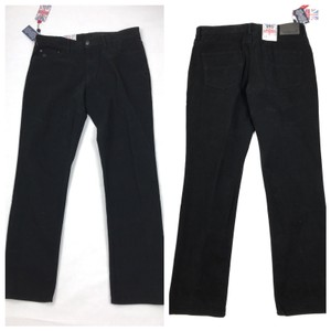 English Laundry Twill Mens Straight Pants Black