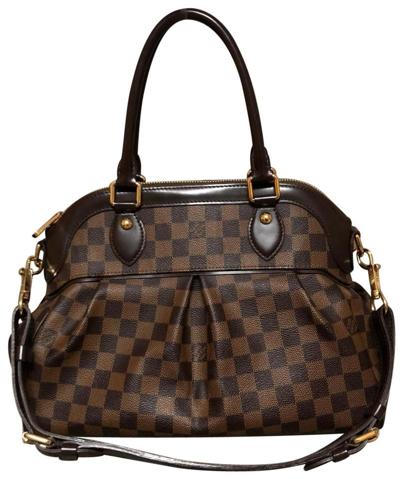 2093efe43c9a Louis Vuitton Trevi Pm Shoulder Hand In Damier Canvas Satchel - Tradesy