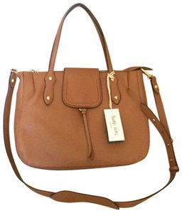 Annabel Ingall Satchel in Toffee