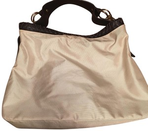 JPK Paris Tote in exterior tan interior Brown / Cream