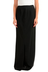 Gianfranco Ferre Maxi Skirt Black