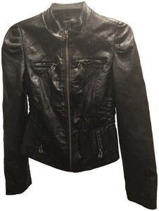 New Look Leather Jacket