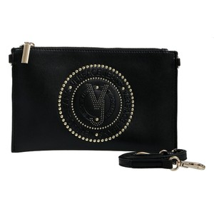Versace Jeans Collection Black Clutch