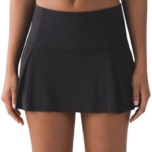 Lululemon Size 8 Nwt Quick Pace Activewear Skirt