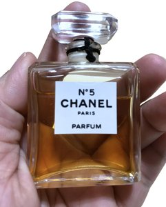 Chanel CHANEL NO 5 - PURE PARFUM - .5 OZ / 15 ML - SPLASH ON - WITH BOX