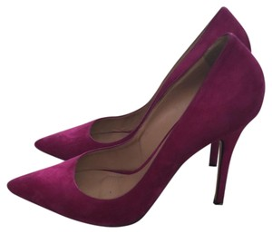 Jean-Michel Cazabat Fuschia Pumps