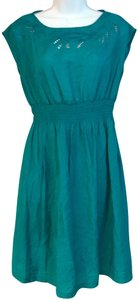 Teal Maxi Dress by NY Collection