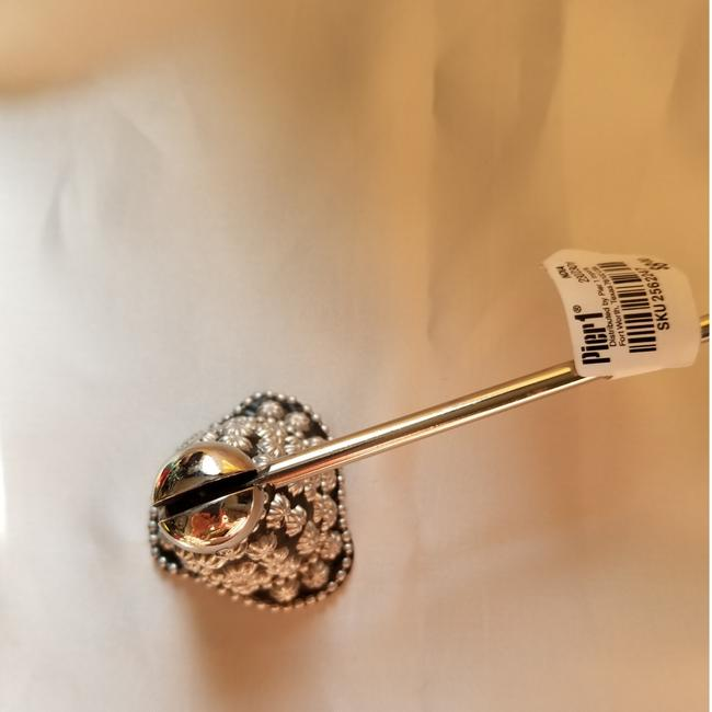 Item - Sterling Silver Candle Snuffer Decoration