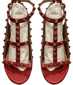 Valentino red and gold. Formal