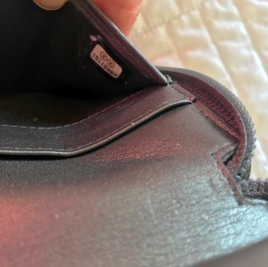 Chanel Zipped CHANEL leather wallet Image 5