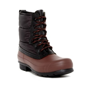 Hunter Leather Waterproof Boots