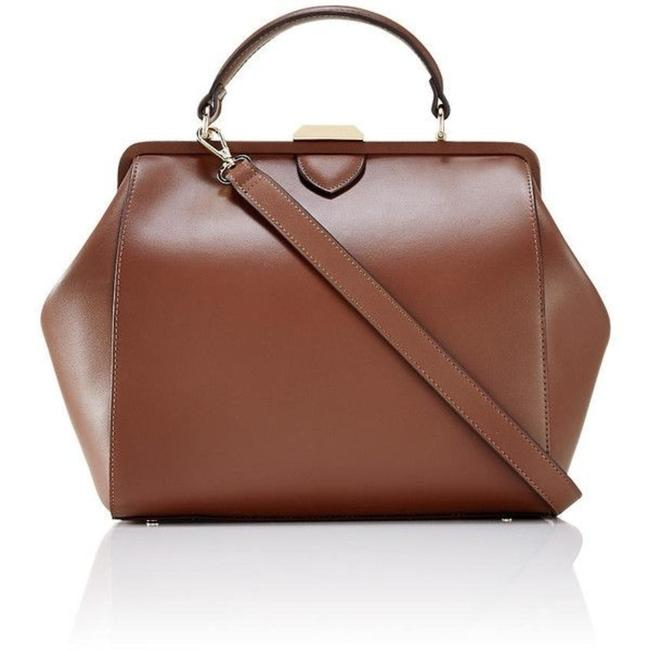 The Limited Luxe Collection Rn#54874 Tan Brown Leather Shoulder Bag The Limited Luxe Collection Rn#54874 Tan Brown Leather Shoulder Bag Image 1