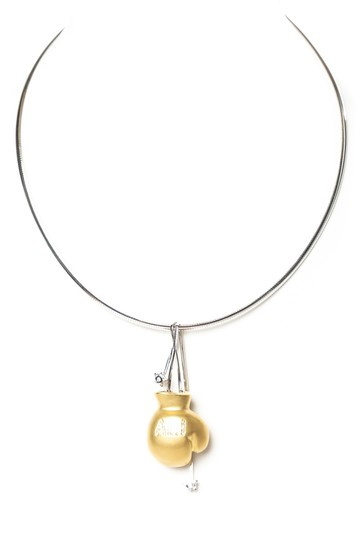 Preload https://img-static.tradesy.com/item/24097442/silver-and-gold-boxing-glove-pendant-necklace-0-0-540-540.jpg